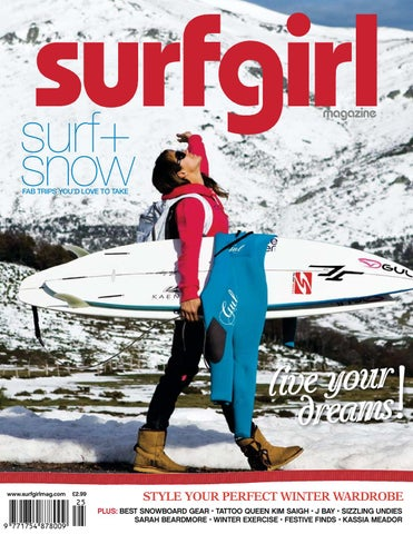 SurfGirl Magazine by Orca Publications - issuu 63ea39604