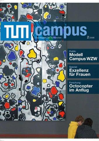 TUMcampus 2008 - 2 by Technische Universität München - issuu