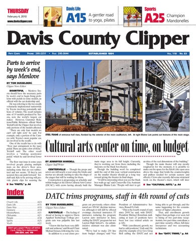 Davis Clipper by Davis Clipper - issuu 07715d550a1
