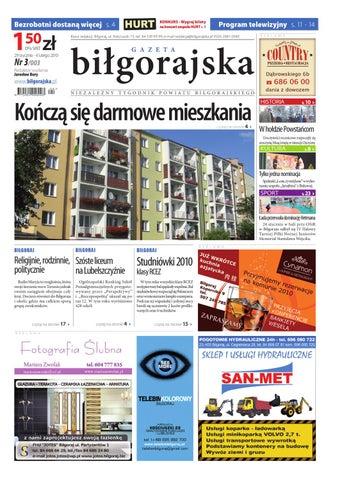 8e77cfbf712deb Gazeta Biłgorajska 03-003 by Damian Wolanin - issuu
