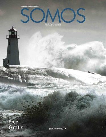 Revista Cristiana SOMOS – Número 05 Mes 02 Año 10