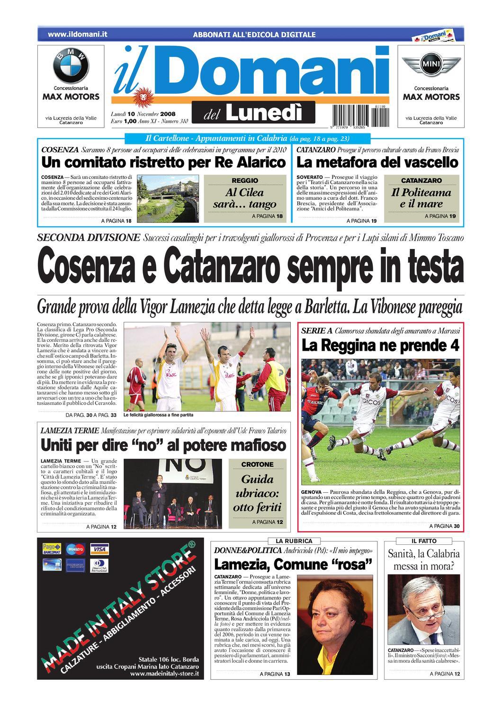 il domani by T P Editori il Domani - issuu 48dfeab78f7