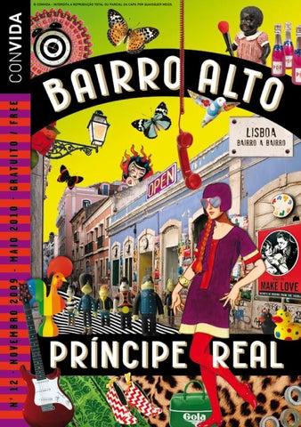 55763dd25 ConVida Bairro Alto & Príncipe Real / 2009-2010 (nº 12) by ConVida ...