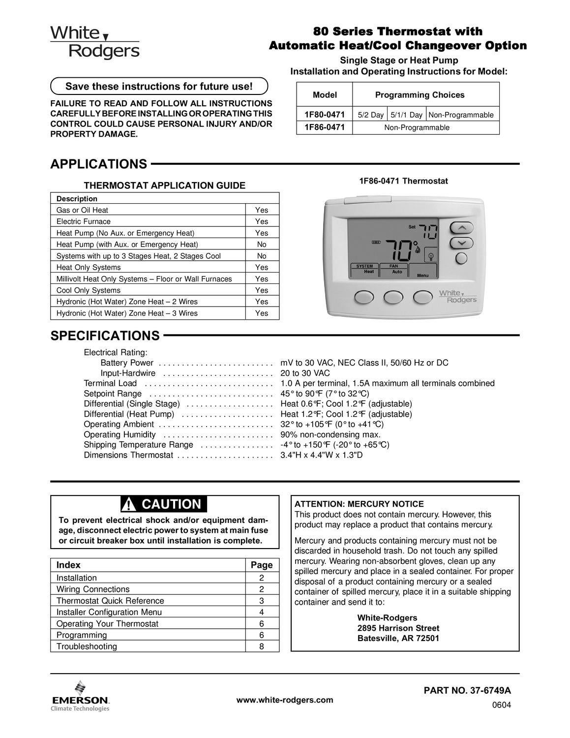 TEST Thermostat Instructions by Ryan Deacon - issuu
