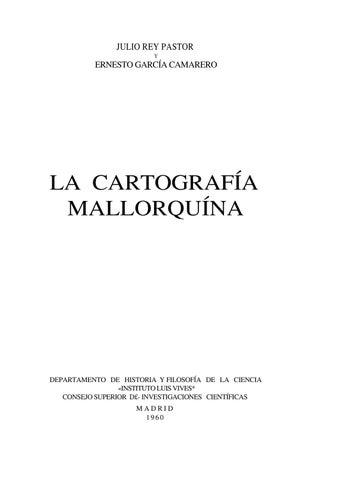 La Cartografía Mallorquina By La Isla De Los Delfines Issuu