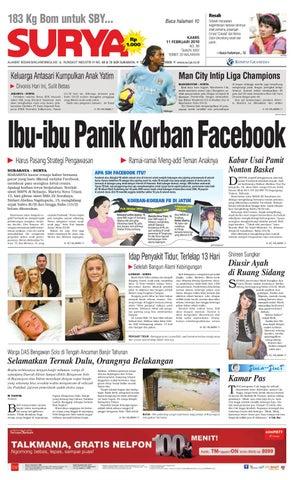 Surya Edisi Cetak 11 Feb 2010