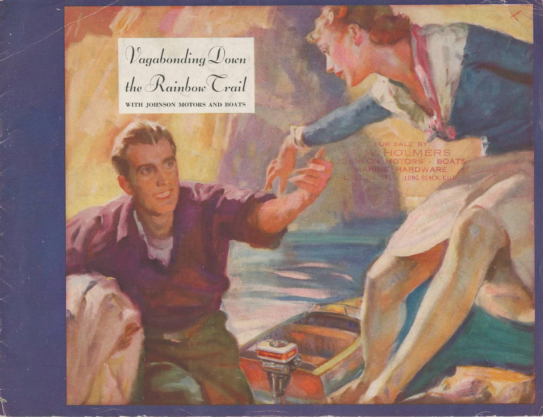 1931 - JOHNSON Outboard Sales Brochure