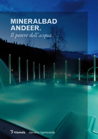 Aqua Andeer By Hu7 Design Ag Issuu