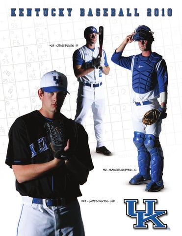 fda5dfe33d7 2010 UK Baseball Yearbook by University of Kentucky Athletics - issuu