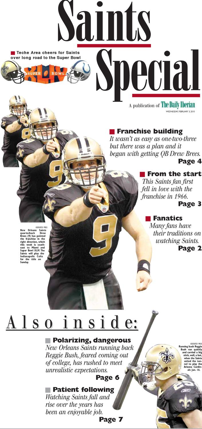d41ba2a5a New Orleans Saints by Wick Communications - issuu