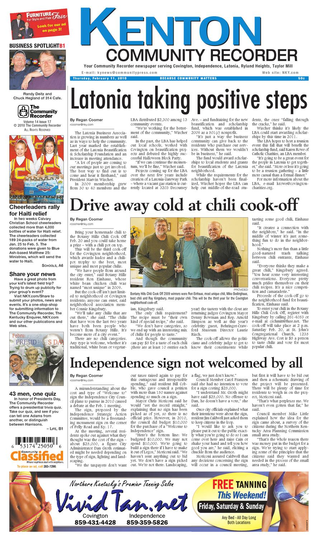 kenton-community-recorder-021110 by Enquirer Media - issuu