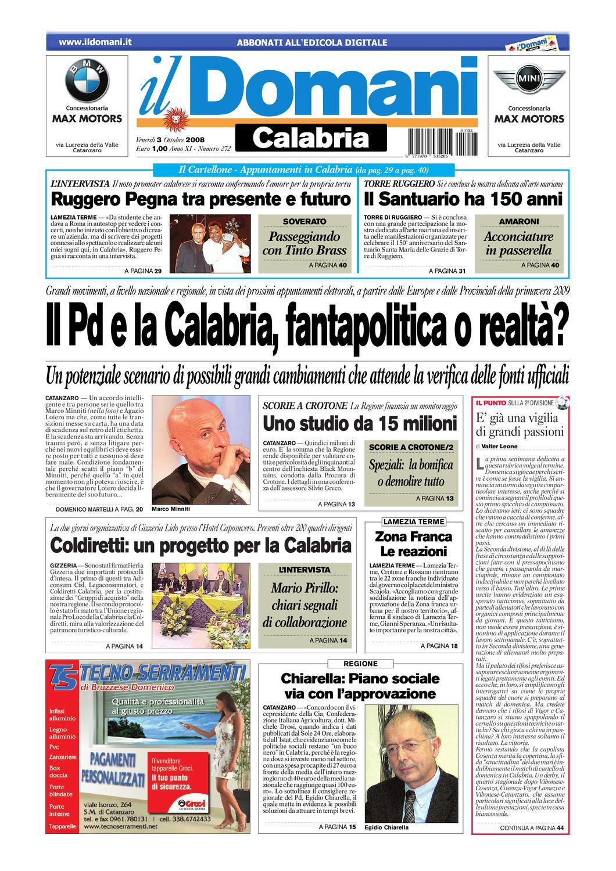 il domani by T&P Editori il Domani issuu