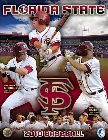 eec2ccb3636 2010 Florida State Baseball Media Guide by Florida State Seminoles ...