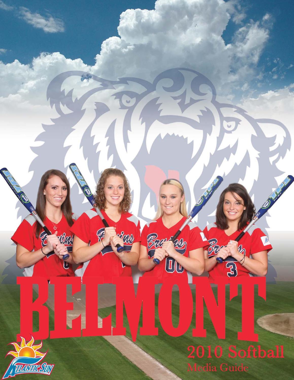 2010 Belmont Softball Media Guide