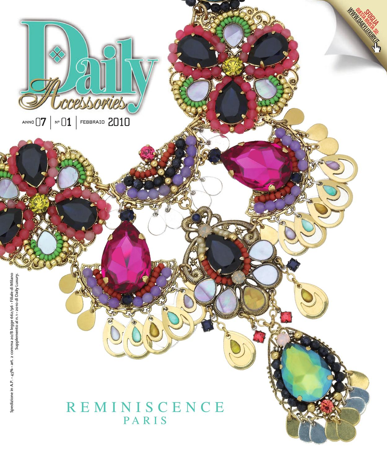 Daily Issuu By Febbraio Luxury 2010 1 AccessoiresN OlwZTkXuPi