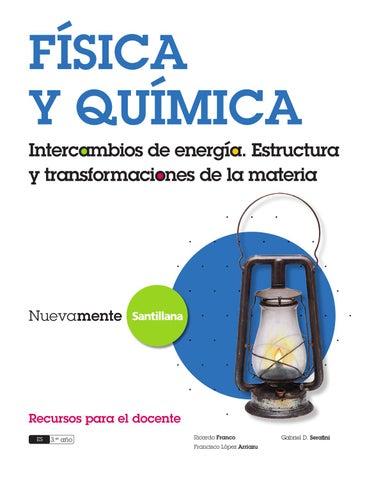 Nuevamente Física y Química 3 by Marcela Lalia - issuu