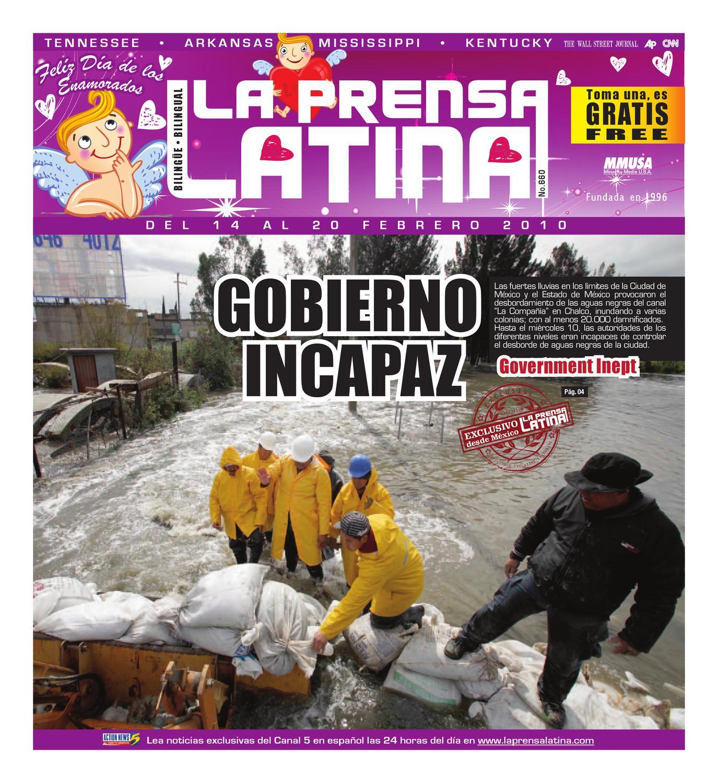 LPL_02.14.10_ISSUU by La Prensa Latina - issuu
