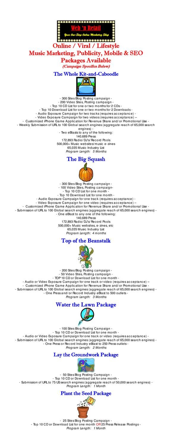 packages by Gale Rosenberg - issuu