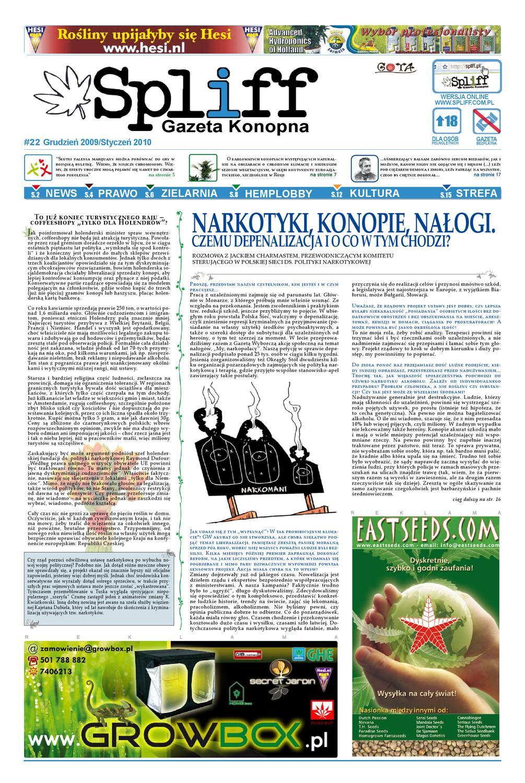 22 Gazeta Konopna Spliff By Spliff Gazeta Konopna Issuu