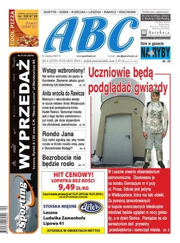 10e9e6ddf9682 ABC 15 stycznia 2009 by Sekretarz redakcji - issuu