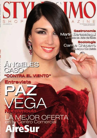 Stylissimo Magazine Issuu Airesur By sty6 bj WHI9EYD2