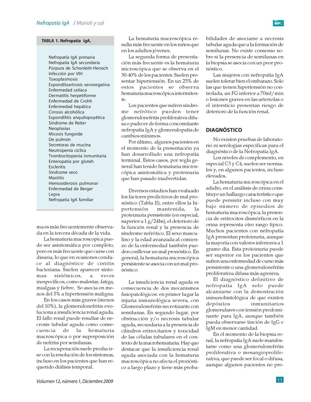 VIH asociada nefropatía fisiopatología de la hipertensión