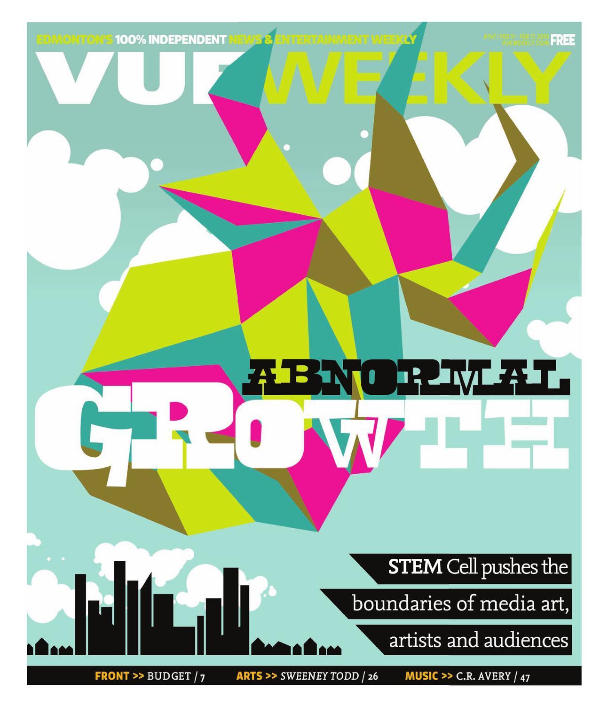 Vue Weekly issue 747 Feb 11-17 2010 by Vue Weekly - issuu