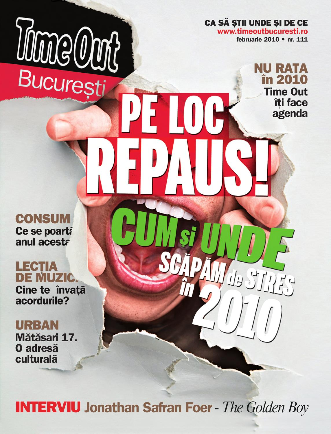 time out bucuresti nr 111 by time out bucuresti issuu