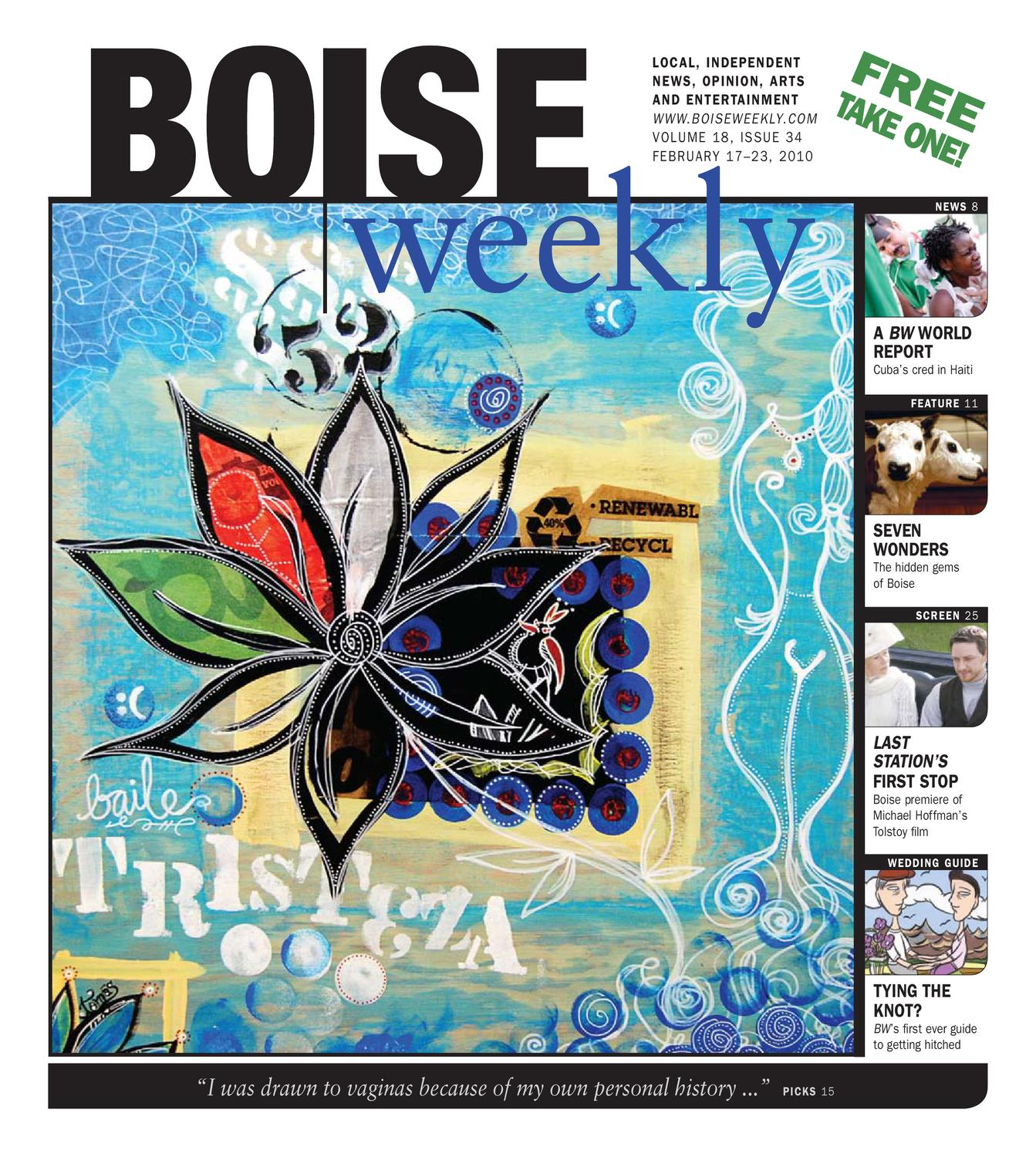 Boise Weekly Vol. 18 Issue 34 by Boise Weekly - issuu