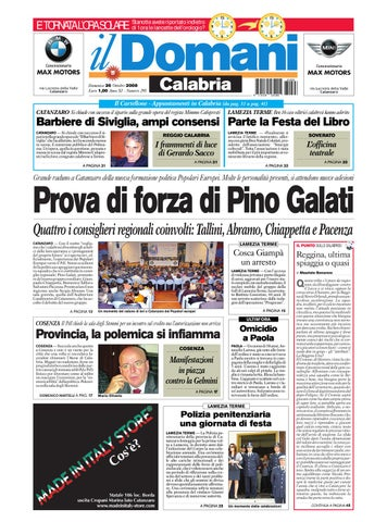 il domani by T P Editori il Domani - issuu f8799a0bee0