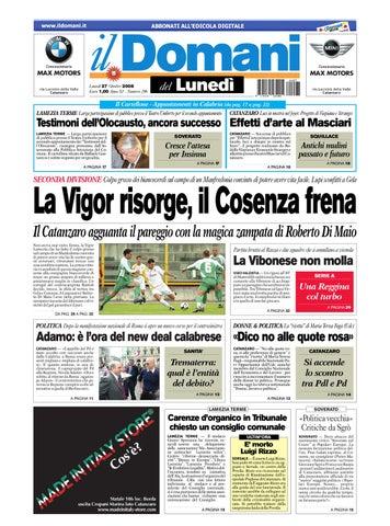 il domani by T P Editori il Domani - issuu 53e335439ce
