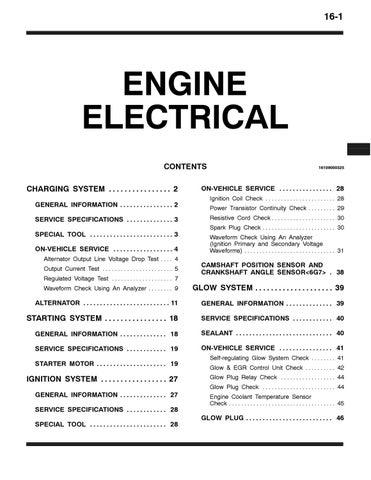 4d56 Alternator Wiring Diagram - Wiring Diagrams Dock