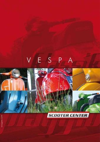 Vespa Manual & Katalog by SCOOTER CENTER GmbH - issuu