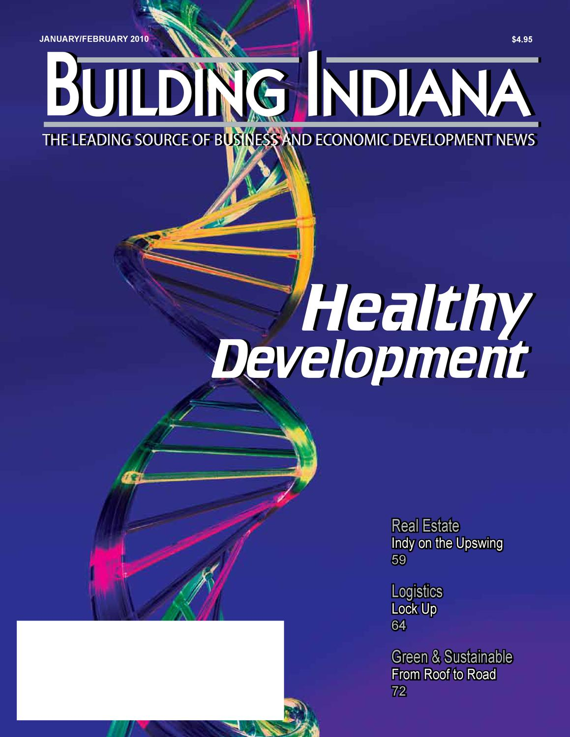 Building Indiana: January/February 2010 by Building Indiana News - issuu