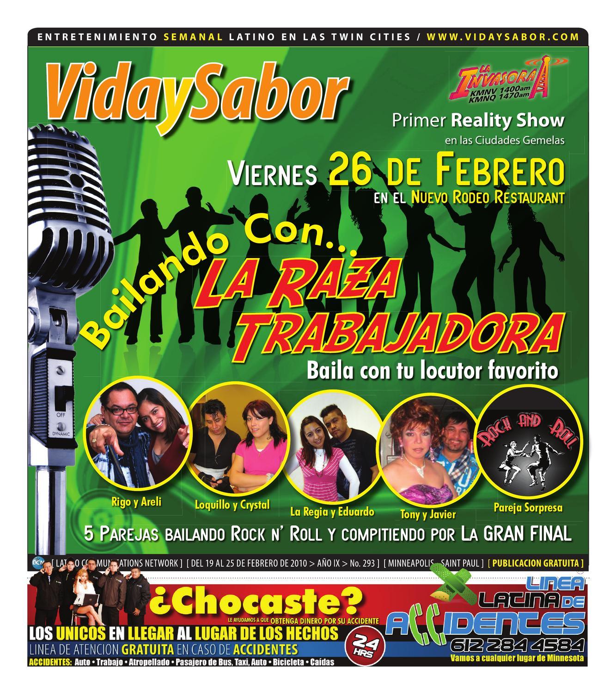 Vida y Sabor 293 by Latino Communications Network LLC - issuu