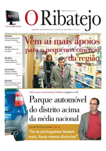 ed 1268 by Jornal O Ribatejo - issuu fbe6ea6b106
