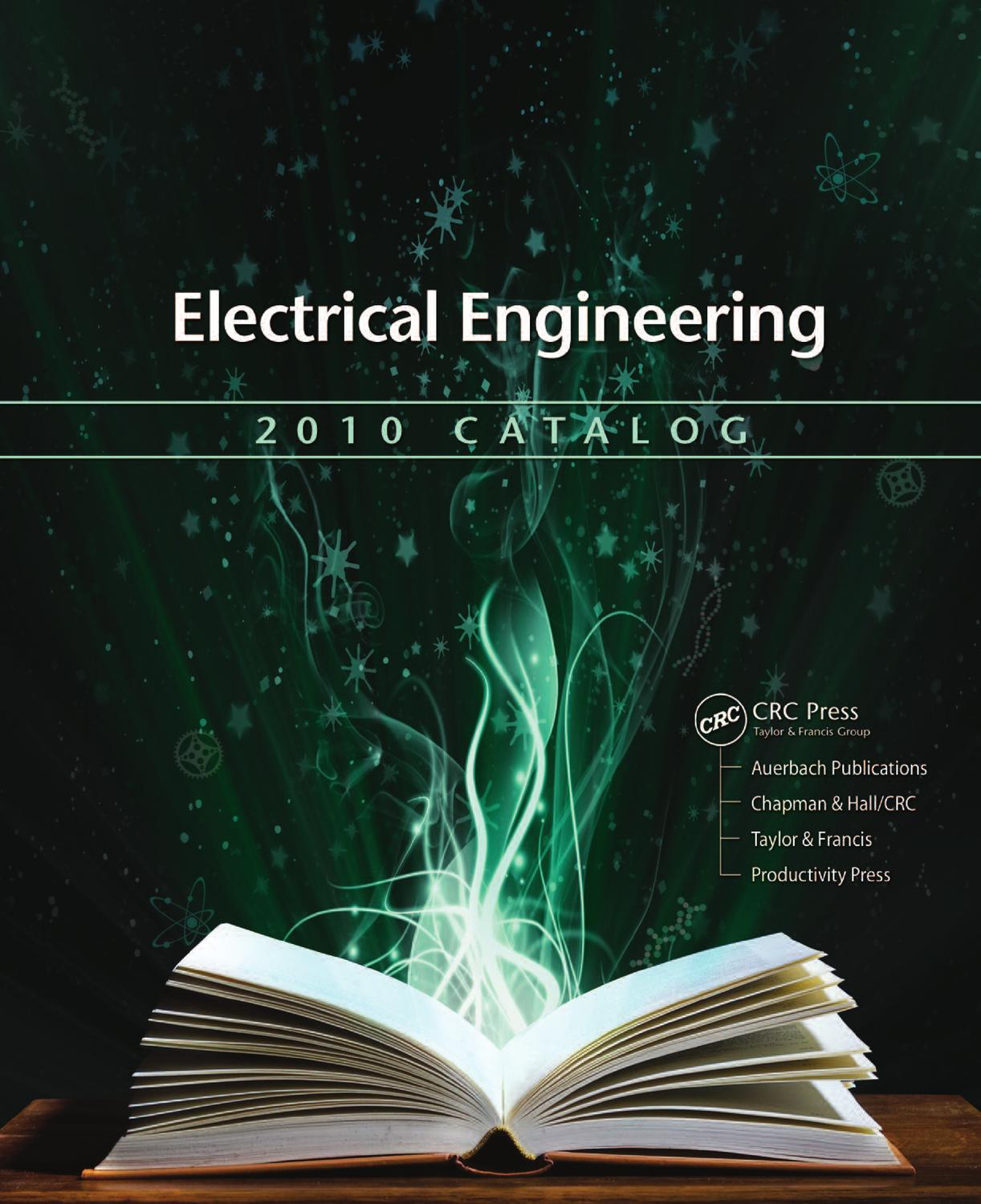 Electrical Engineering By Crc Press Issuu Ltspice Iv Free Electronic Circuit Simulator Mechatronics Fly