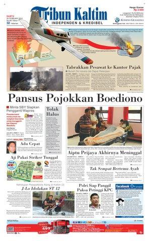 TRIBUN KALTIM - 20 FEBRUARI 2010 by tohir tribun - issuu c263ca6ce4