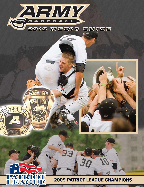 2010 Army Baseball Media Guide by Army West Point Athletics - issuu f5757f20c