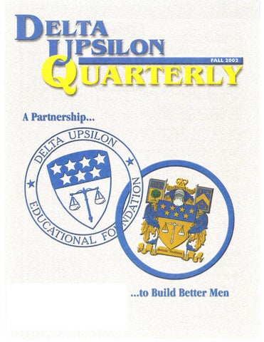 61d71c7a62 quarterlyfall2002 by Delta Upsilon - issuu
