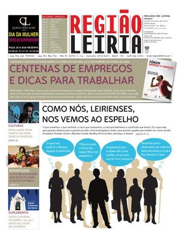 Região de Leiria 19 de Fevereiro de 2010 by Região de Leiria Jornal ... 24be86a841
