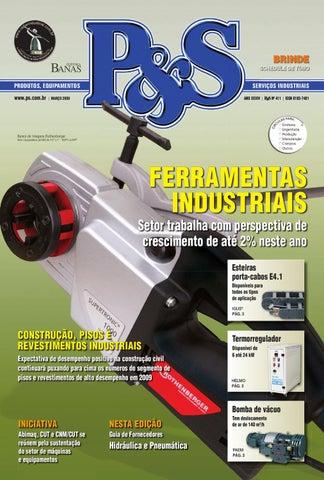 fdce0b37a3505 Revista PS 411 - Março 2009 by Editora Banas - issuu