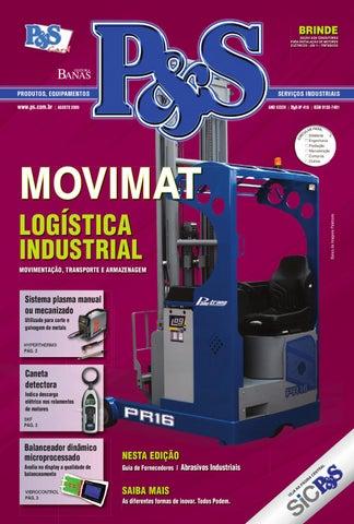 4f25448c3b731 Revista PS 416 - Agosto 2009 by Editora Banas - issuu