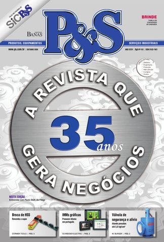 ccf6c1c5c3c7e Revista PS 418 - Outubro 2009 by Editora Banas - issuu