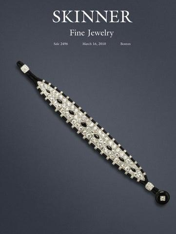 1502c4993 Fine Jewelry | Skinner Auction 2496 by Skinner, Inc. - issuu