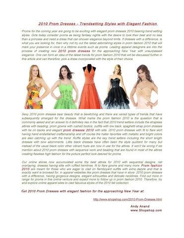 eccc11db9b ENCHANT  A Publication of Hirschfeld s Prom Shoppe by promshoppe - issuu