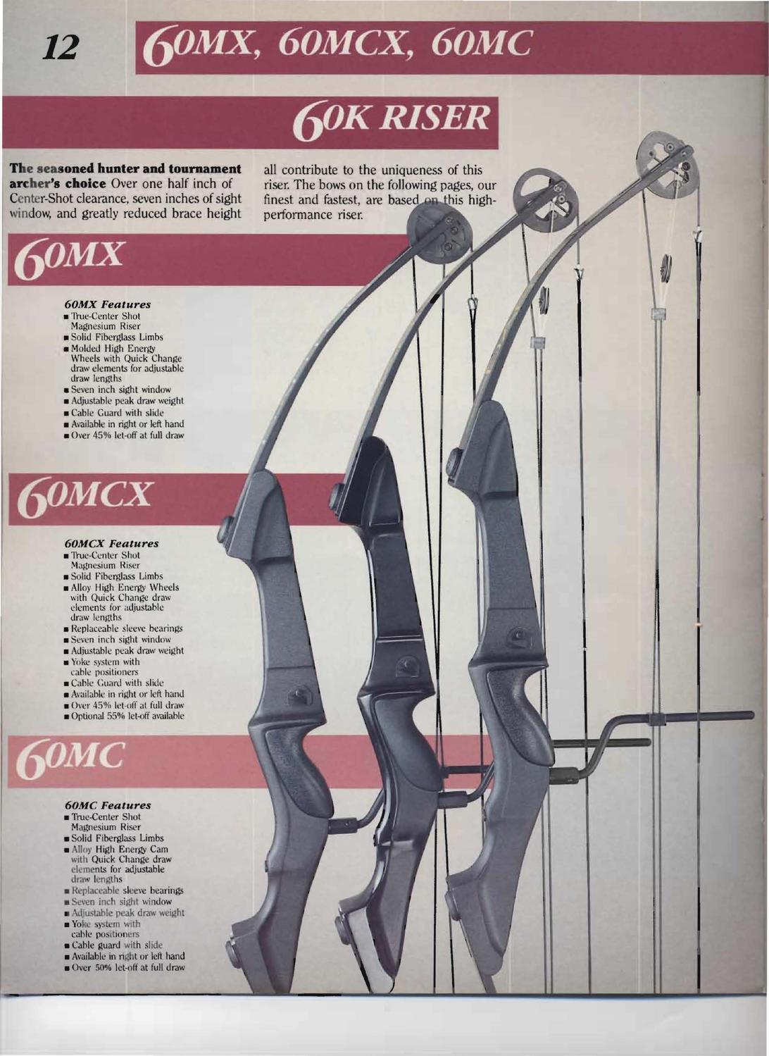 1988 Darton Product Catalog by Darton Archery - issuu
