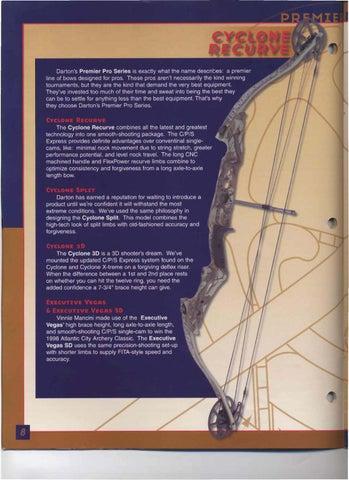 1999 Darton Product Catalog by Darton Archery - Issuu