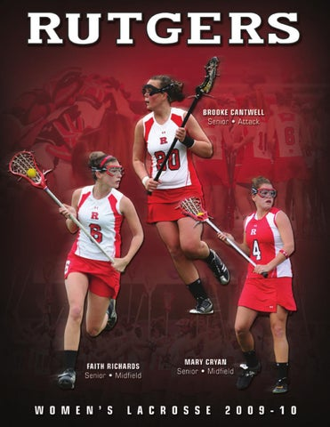 d989a17530fd9 2010 Rutgers Women s Lacrosse Media Guide by Rutgers Athletics - issuu