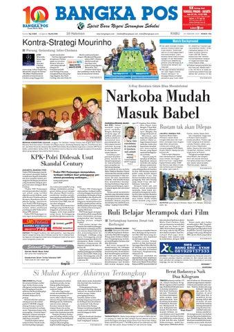 Harian Pagi Bangka Pos Edisi 24 Februari 2010 by bangka pos - issuu 3e4be89bc9